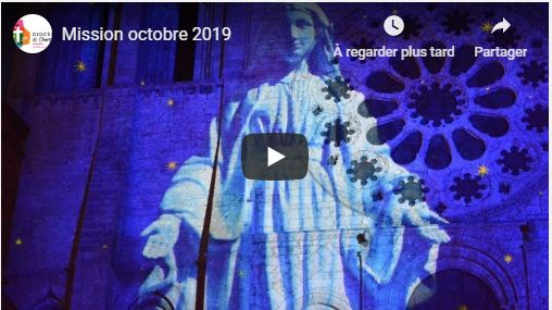 2019 mois missionnaire video mgr christory