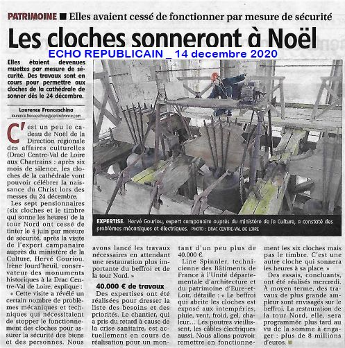 2020 cathedrale cloches noel